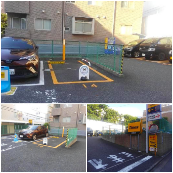タイムズ_品川駅