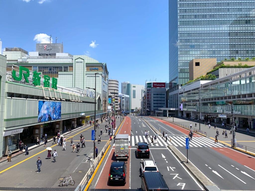 新宿 駐 車場 高島屋
