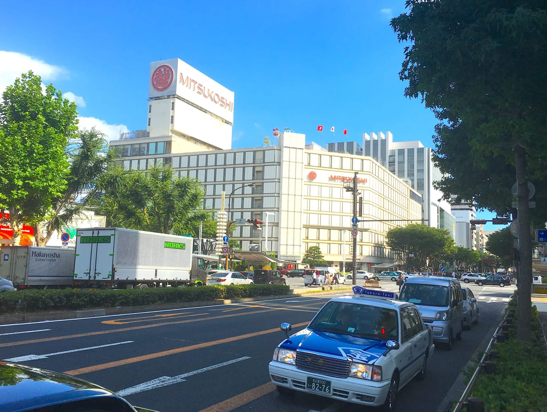 名古屋 松坂屋
