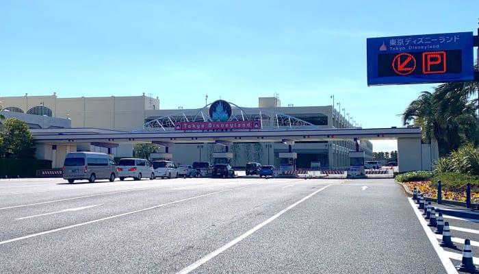 ディズニーシー 駐車場
