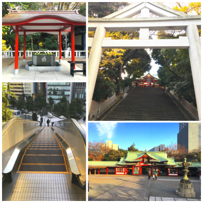日枝神社】厳選12駐車場!参拝・...